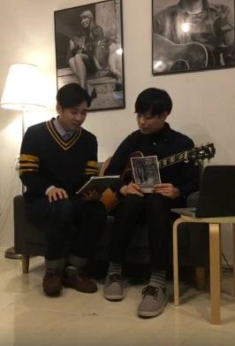 이상한계절 세번째 EP [겨울] EVE SHOWCASE!!